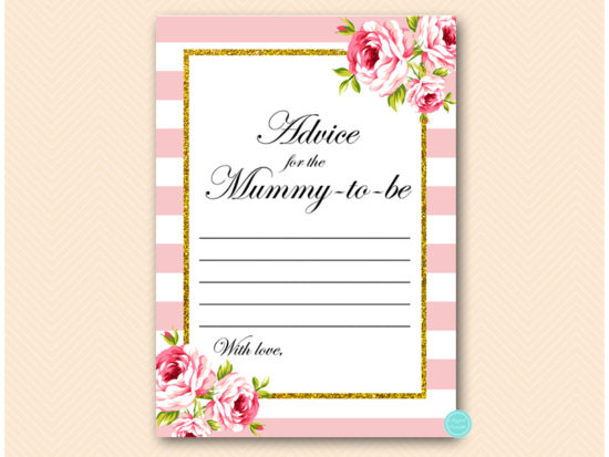 tlc50-advice-for-mummy-card-aust-blank-pink-gold-baby-shower-game