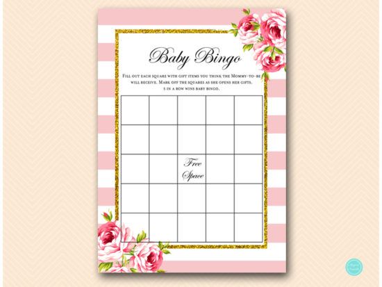tlc50-bingo-baby-mommy-pink-girl-shabby-chic-baby-shower-game