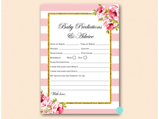 tlc50-prediction-advice-card-pink-gold-baby-shower-game