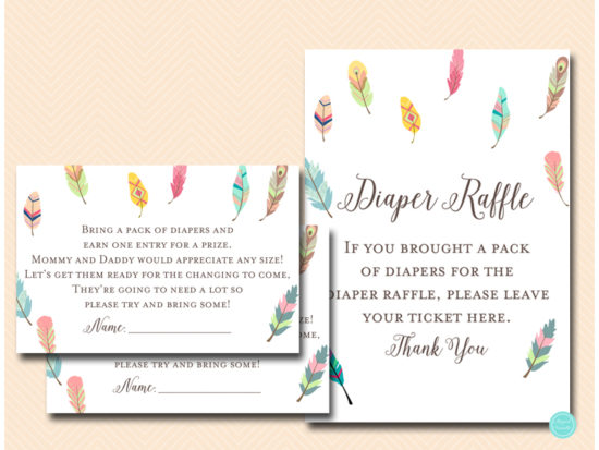 tlc60-diaper-raffle-sign-feathers-baby-shower-game