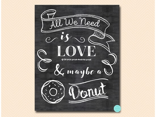 all-you-need-is-love-and-a-donut-sign-chalkboard-1