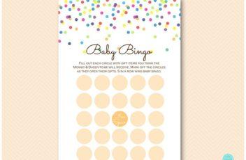 tlc108-bingo-baby-mommy-daddy-sprinkle-coed-baby-shower