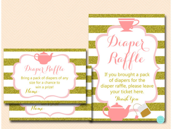 tlc629-diaper-raffle-sign-pink-gold-tea-party-baby-shower