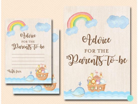 tlc631-advice-parents-sign-noahs-ark-baby-shower-game