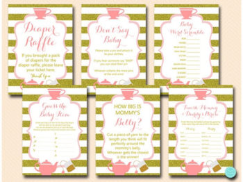 tlc629-tea-party-baby-shower-games-pink-and-gold-1