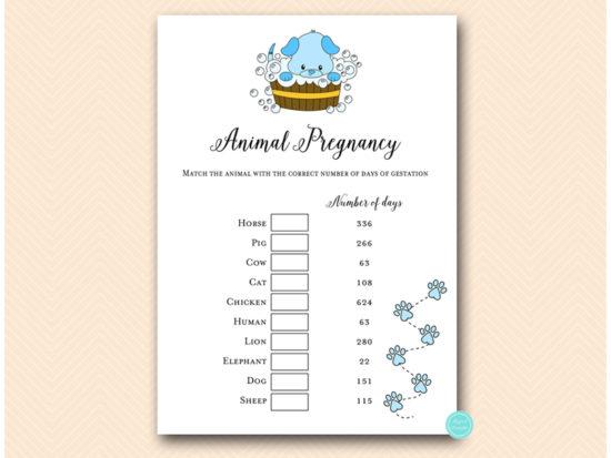 tlc633-b-animal-pregnancy-gestation-blue-boy-puppy-baby-shower-game