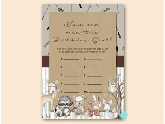 bp645-how-old-was-birthday-girl-woodland-party