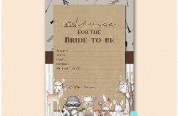 bs645-advice-for-bride-card-boho-woodland-bridal-shower