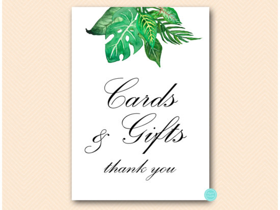 sn641-cards-and-gifts-tropical-party-sign-jungle