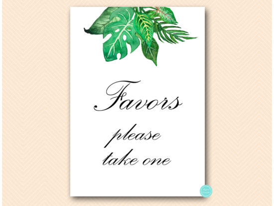 sn641-favors-tropical-party-sign-jungle
