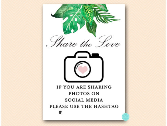 sn641-share-the-love-hashtag-tropical-jungle-sign