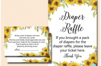 tlc537-diaper-raffle-spring-sunflower-baby-shower