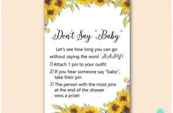 tlc537-dont-say-baby-sign-spring-sunflower-baby-shower