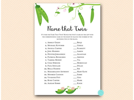 tlc634-name-that-twin-twins-peas-in-pod-baby-shower-games