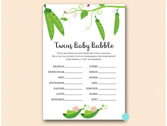 tlc634-twins-baby-babble-twins-peas-in-pod-baby-shower-games