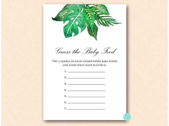 tlc641-guess-baby-food-tropical-jungle-baby-shower-game