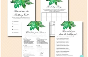 tropical-jungle-birthday-party-games