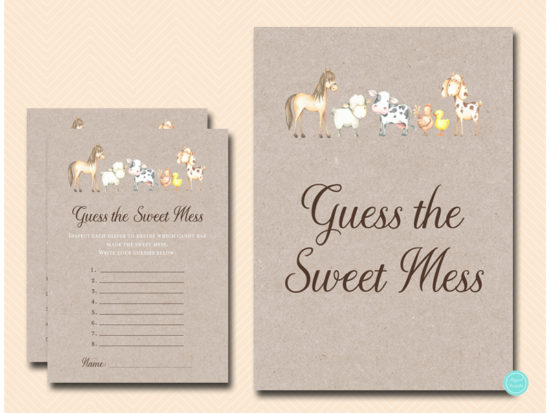 tlc644-sweet-mess-sign-farm-themed-baby-shower