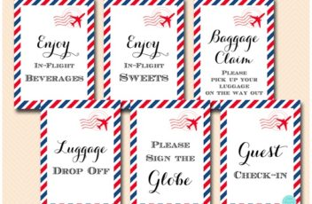 red-and-navy-blue-travel-themed-bridal-shower-decoration-signs-printable