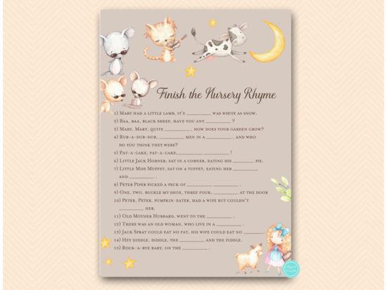 tlc646-nursery-rhyme-quiz-nursery-rhyme-baby-shower