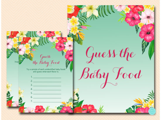 tlc650-guess-the-baby-food-luau-hawaiian-baby-shower-game