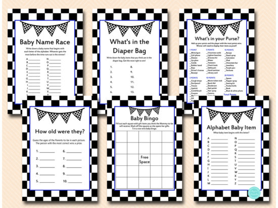 royal-blue-racing-car-baby-shower-game-package-printable-download