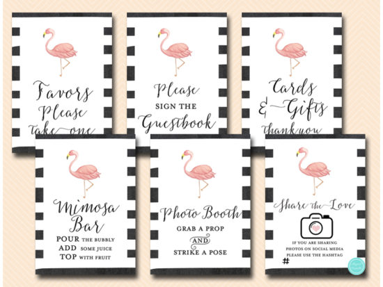 pink-flamingo-decoration-table-sign-printable