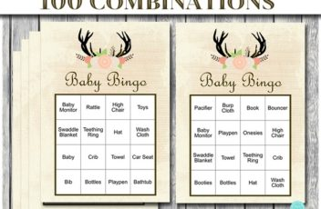 rustic-woodland-prefilled-baby-shower-bingo-cards