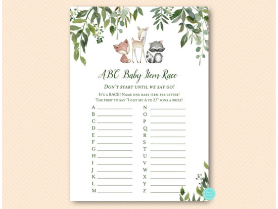 tlc653-abc-baby-item-race-greenery-woodland-baby-shower-game