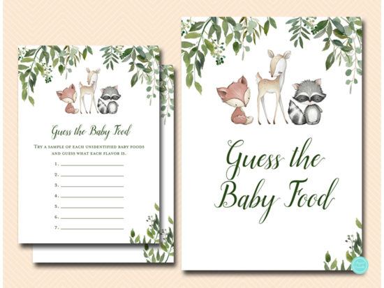 tlc653-guess-baby-food-card-greenery-woodland-animals-baby-shower-game
