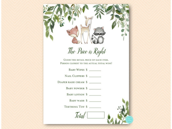 tlc653-price-is-right-baby-greenery-woodland-animals-baby-shower-game