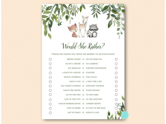 tlc653-would-she-rather-greenery-woodland-animals-baby-shower-game