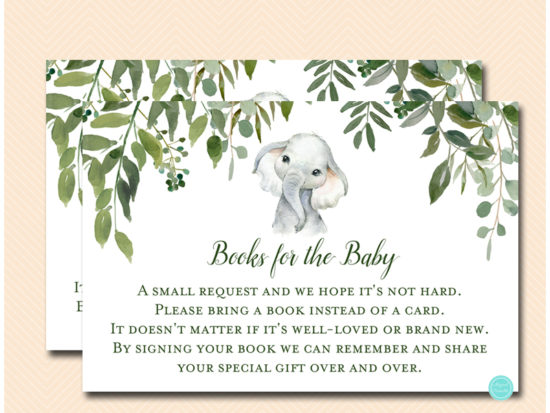 tlc663-books-for-baby-insert-greenery-elephant-baby-shower-game