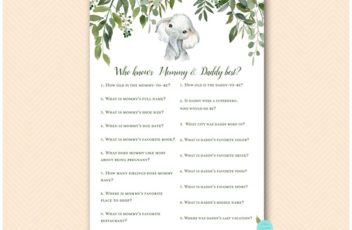 tlc663-who-knows-daddy-mommy-best-cute-elephant-baby-shower-game