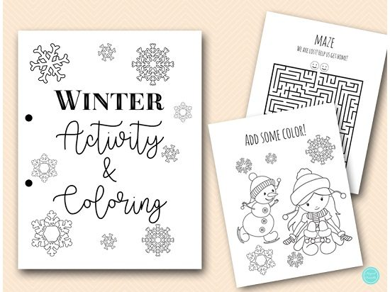 winter-wedding-activity-and-coloring-for-kids-table-christmas