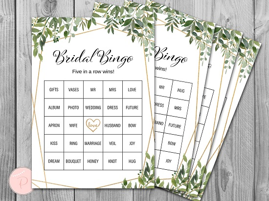 greenery-bridal-shower-prefilled-bingo-cards