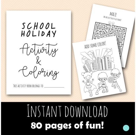 school-holiday-break-activities-and-coloring-book-sheets-download