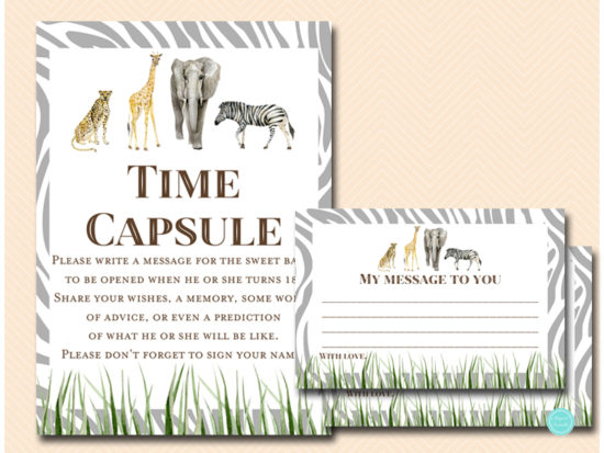 tlc674-time-capsule-sign-african-wild-safari-baby-shower-game