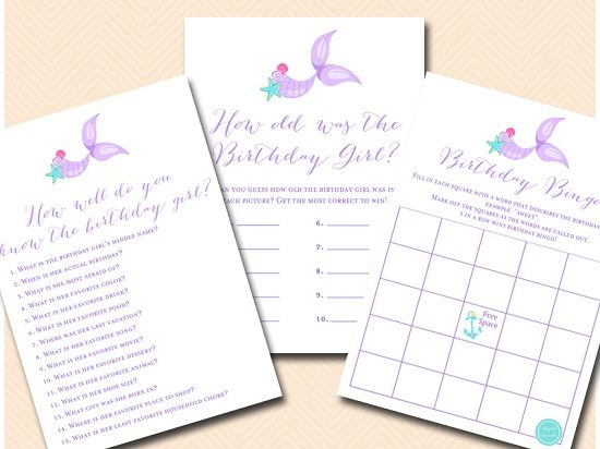 purple-lavender-mermaid-birthday-party-games