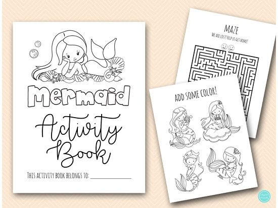mermaid-party-acitivity-and-coloring-book-sheets
