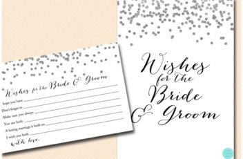 silver-wishes-for-bride-and-groom-card-and-sign