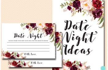 burgundy-floral-bridal-shower-date-night-suggestion