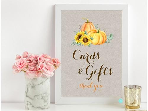 sn681-cards-gifts-sunflower-pumpkin-theme