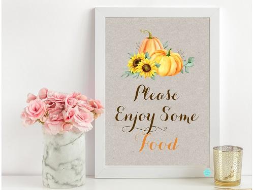 sn681-food-sunflower-pumpkin-theme