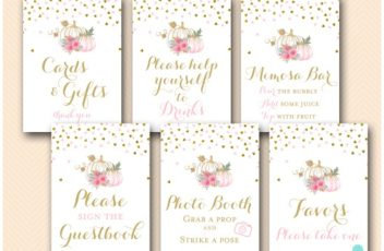 pink-and-gold-pumpkin-baby-shower-table-signs-momosa