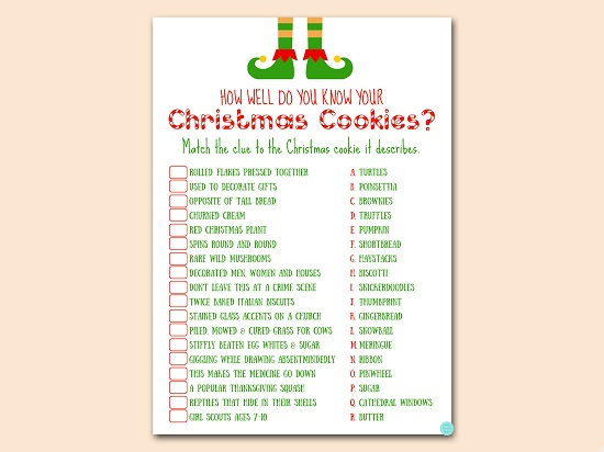 tlc659-cookie-quiz-christmas-party-game