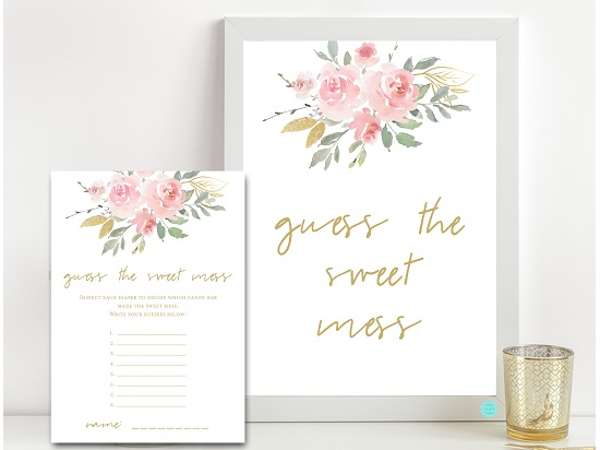 tlc685-sweet-mess-sign-pink-blush-and-gold-baby-shower