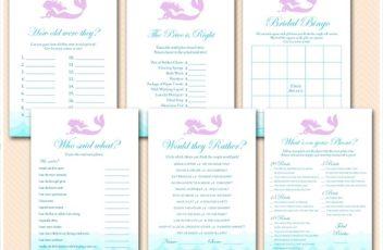mermaid-same-sex-bridal-shower-game-set