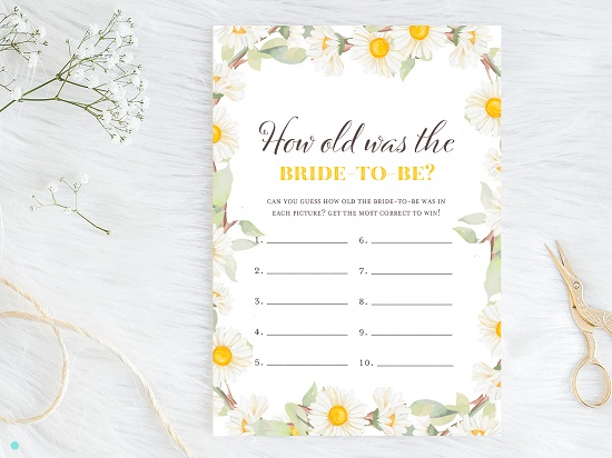 bs691-how-old-was-bride-spring-daisy-theme-bridal-shower
