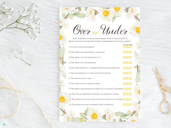 bs691-over-or-under-spring-daisy-theme-bridal-shower